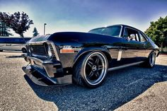 The Baddest Chevy Muscle Car Videos Daily at:  http://hot-cars.org
