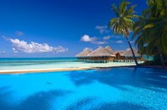 Maldives!! 1 of my Dream destinations...my #1 bestie is beating me 2 it!!