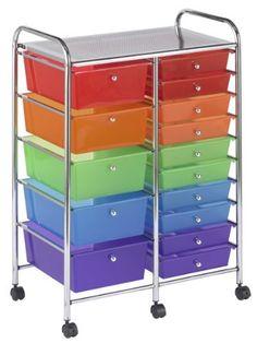 ECR4Kids 15-Drawer Mobile Organizer, Assorted Colors by ECR4Kids, http://www.amazon.com/dp/B005JCZHLG/ref=cm_sw_r_pi_dp_Pbycrb1ZBF71J