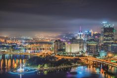 Pittsburgh Ranked No. 3 Safest Major City in U.S. - October 2013, photo by Dave Dicello