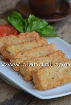 Indonesian Desserts, Asian Desserts, Indonesian Food, Indonesian Recipes, Baby Food Recipes, Cake Recipes, Cooking Recipes, Healthy Recipes, Diah Didi Kitchen