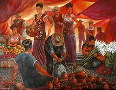 Mexican Market - Carlos Orduña Barrera