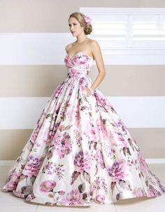 Gown by Wendy Makin Bridal Designs