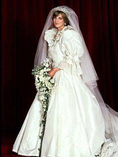 Princess Diana, 1981.