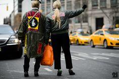 Caillianne Beckerman + Samantha Beckerman   New York City