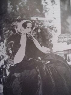 The dowager empress Alexandra Feodorovna (nee Charlotte of Prussia) consort of Tsar Nicholas I.
