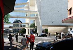 baixa_DMC_PANO6_02.jpg Museu da Democracia. São Paulo, SP, Brasil. Projeto: Escritório 'Brasil Arquitetura'.