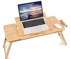 Laptop Desk For Bed, Laptop Tray, Lap Desk, Desk Bed, Wooden Laptop Stand, Lap Table, Used Laptops, Bed Tray, Office Desktop