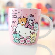 Me Love Hello Kitty Long Time