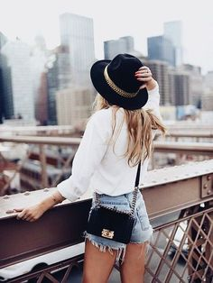 84 Style Ideas When You Have Nothing to Wear - Summer Trends Come Through Fall Outfits, Kids Outfits, Summer Outfits, Cute Outfits, Saum Jeans, Boho Fashion, Fashion Outfits, Fashion Trends, Spring Summer Fashion