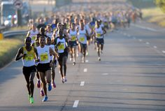 """It's not surprising to see aKenyan, more specifically a Kalenjin, cross the finish line first in about every long-distance running competition. Why are they seemingly unbeatable? """"There are 17 Ame..."""