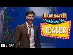 Beat the Monday blues with the hilarious teaser of 'Badrinath Ki Dulhania' featuring Varun aka Badri! | Bollypedia