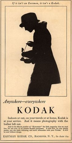 .Vintage silhouette