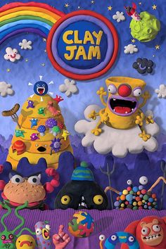Clay jam! It has a 5 star rating
