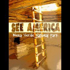 Mesa Verde National Park by Kaitlyn  #SeeAmerica