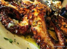 Divine - Grilled Octopus. This is really a fantastic recipe. Made it several times and won't be the last time.