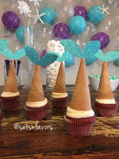 Great Diy Ice Cream Cone Cupcake Holder Easy And