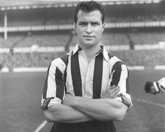 Famous Doncastrian: Len White on Doncaster Online. Advent Calendar 2015, Newcastle United Football, Everton Fc, Famous Black, Soccer Party, Football Cards, The World's Greatest, The Guardian, Football Players