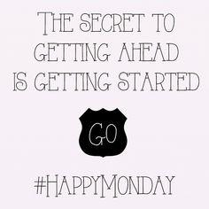 Happy Monday, everyone!