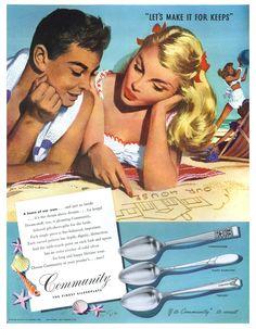 Retrophile — vintascope:   Community - 19470602 Life