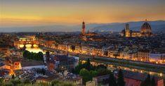 أجمل الأماكن السياحية في فلورنسا، موطن الفن الإيطالي الأصيل