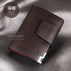New 2016 women/men genuine leather famous designer brand business bank credit Card holder bag case membership card bag/wallet #clothing,#shoes,#jewelry,#women,#men,#hats,#watches,#belts,#fashion,#style