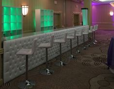 Showtime Events Has An Extensive Inventory Of Rental Items For Your MD, DC  And VA Events Including Uplighting, Lounge Furniture, LED Bars, Dance Floor