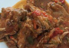 Spanish Kitchen, Spanish Food, Crockpot Recipes, Cooking Recipes, Peruvian Recipes, Carne Asada, Barbacoa, Tapas, Food To Make