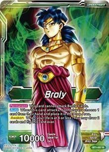Broly / Broly, the Legendary Super Saiyan - Galactic Battle