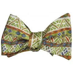 Bandari Bow Tie Culture Vintage Silk Phoenician Stripe Bow Tie Phoenician, Silk Bow Ties, Bow Tie Wedding, Vintage Japanese, Culture, Style, Fashion, Swag, Moda