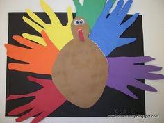 spectrum/contour line turkeys