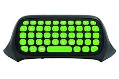 FarCry 5 Gamer  #Snakebyte KEY: #PAD - #Attachable #Wireless #Keyboard for your #XBOX One #Controller / #Controller - #QWERTY   Price:     Uncomfortable text input with the #controller is a thing of the past. Using the Key:Pad for #Xbox One from #snakebyte you can write fast and conveniently on your console. The #wireless (2.4 GHz) #keyboard perfectly fits the #Xbox One and Elite #Controller and possesses its own 3.5 mm port for headsets. The Key:Pad is compatible with the He