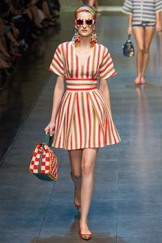 Dolce & Gabbana - Spring Summer 2013 Ready-To-Wear - Shows - Vogue.it