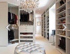 Elegant dream closet