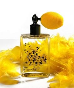 Tweety perfume by Aquolina - I read that the smell is very distinctive. Like Lemonheads candy but elegant and complex with woodsy, musky undertones. This perfume also includes the smell of pineapple.