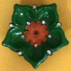Flower Diya