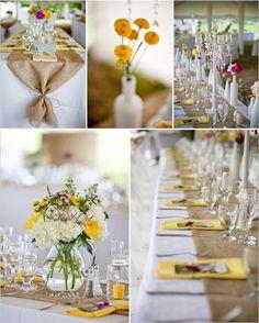 Delicadeza e cuidado: o que está em alta na decoração de casamentos em 2013?