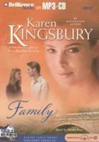 Family (4 Firstborn-Baxter series 9) by Karen Kingsbury