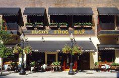 Hugo's Frog Bar & Fish House by grgmc2, via Flickr