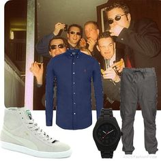 Boys night out outfit