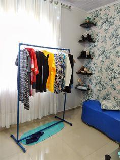 10 ideias de closets pequenos, charmosos e baratinhos que você mesma pode fazer.