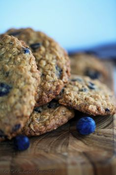 Oatmeal Blueberry Lemon Cookies A recipe in case the bunny leaves you short: Oatmeal Blueberry Lemon Cookies!