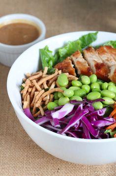 Thai Chicken Salad @ Spoonful of Flavor