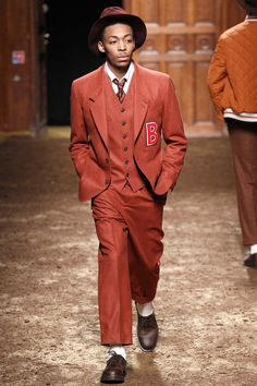 Umit Benan | Fall 2014 Menswear Collection | Style.com