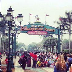 Hong Kong Disneyland 香港迪士尼樂園