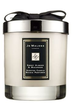 Jo Malone London Jo Malone™ 'Just Like Sunday - Sweet Almond & Macaroon' Candle available at #Nordstrom