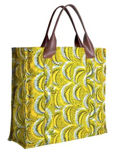 Zink Collection - Indego Africa Tote - Yellow, $68.00 (http://www.zinkcollection.com/indego-africa-tote-yellow/)