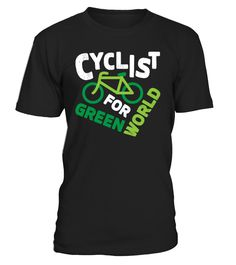 Cyclist Shirts | Earth Day Shirt  #image #shirt #gift #idea #hot #tshirt #fishing #fish