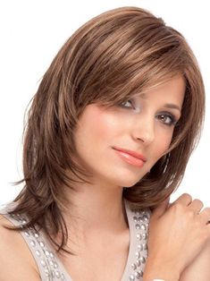Cortes de cabello degrafilado con flequillo