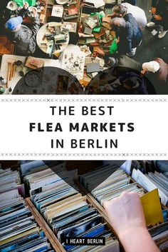 Let us tell you about the best spots to go streetstyle shopping. Find the best flea markets in Berlin in this guide! // #fleamarket #berlinstreetstyle #berlinfashion #berlinvisit #berlintravelguide #travelguide #cityguide #tips #what #to #do #in #berlin